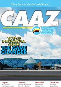 CAAZ Volume 1 by Zimpapers - Issuu