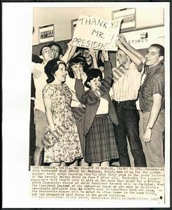 This Is An Amazing Article  In 1963  The John Burroughs High School Prom Was Going To Be Held In