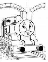 Train Coloring Printable Template Pages Templates Colouring Freight Pdf sketch template