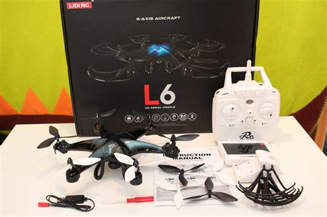 lidi rc lf hexacopter review  quadcopter