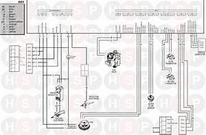 Ideal Logic Heat H30ie  Wiring Diagram