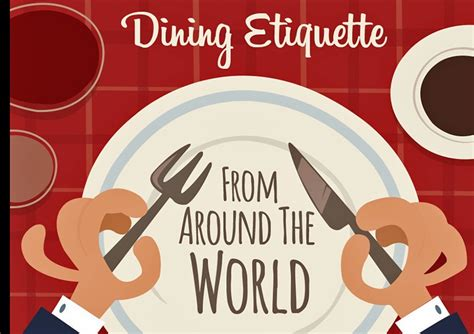 The Essential Guide to Dinning Etiquette around the World
