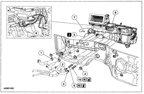 2000 Expedition Wire Diagram Hvac by Heater Replacement How To Replace A Heater