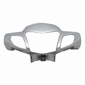 Cover Handle Fr Silver
