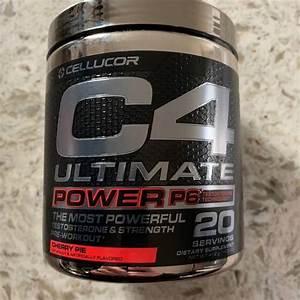 Cellucor C4 Ultimate Power P6 - Cherry Pie