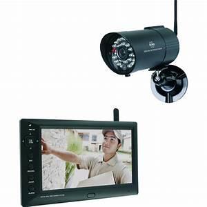 Interphone Video Sans Fil Leroy Merlin : alarme elro ~ Dailycaller-alerts.com Idées de Décoration