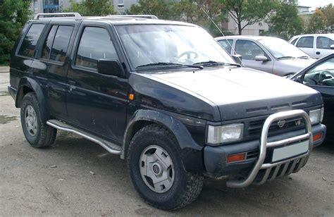 File Nissan Terrano Front 20070926 Jpg Wikipedia