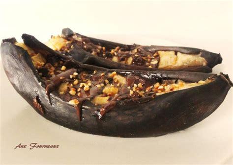 faire un dessert avec des bananes que faire avec des bananes trop mures aux fourneaux