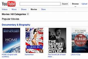 Youtube Movies Full : youtube debuts new movies section with 400 free full ~ Zukunftsfamilie.com Idées de Décoration