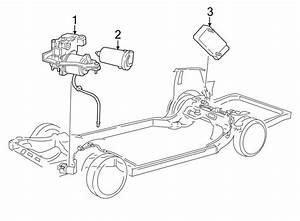 Ford Crown Victoria Control Module  All Models  Suspension