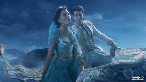 Mena Massoud Naomi Scott A Whole New World (Aladdin