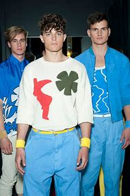 80s Men Fashion Trends