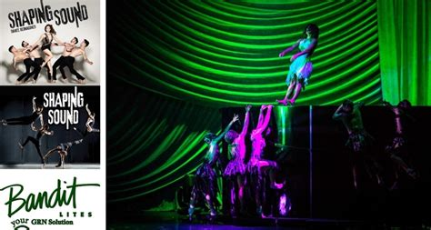 shaping sound continues to dazzle with bandit lites live