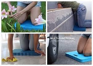 thick kneeling pad garage garden kneeler mat kneel pad