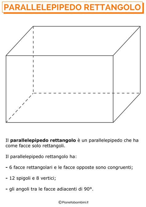 immagini  nomi dei solidi geometrici  la scuola