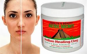 DealDey - Facial Mask Indian Healing Clay