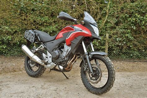 Rally Raid Honda Cb500x Adv Kit