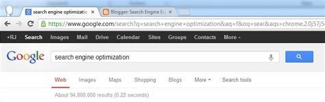 Optimize Search Engine Results by Search Engine Experiments