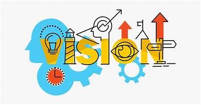 Vision Mission Goals Clipart Goal Term Transparent