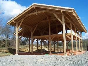 le blog d39eddy fruchard un site pour les autos With maison bois et paille 4 poteaux poutres et paille