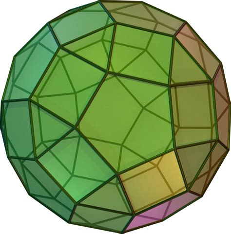 rhombicosidodecahedron wiktionary
