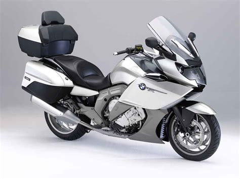 Bmw Introduces K1600gt And K1600gtl Six-cylinder