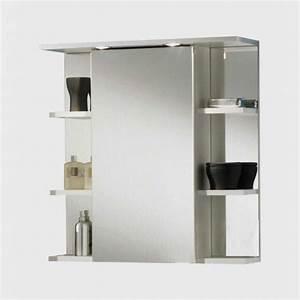 Design Spiegelschrank Bad : elegant badezimmer spiegelschrank g nstig bad gnstig holz mit eine spiegeltr inklusive vier ~ Sanjose-hotels-ca.com Haus und Dekorationen
