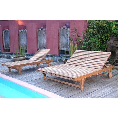 outdoor möbel lounge teak bel air sun chaise lounge chair outdoor chaise lounges at hayneedle