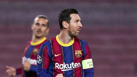 Barcelona 2-1 Dynamo Kiev: Messi spot on again as Koeman's ...