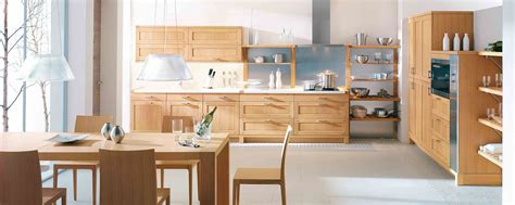 cuisine chene clair moderne cuisine moderne en chêne ambiance nordique mobalpa