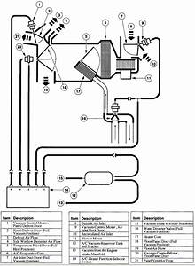 28 Ford 54 Vacuum Hose Diagram