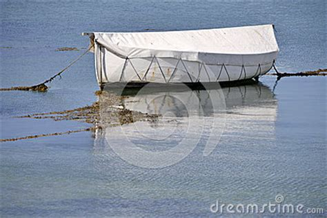Small Covered Boat by Covered Small Boat Stock Photo Image 52520142
