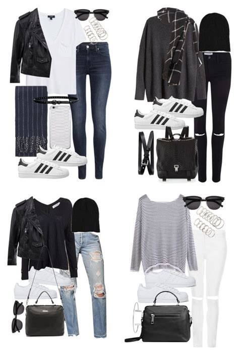 Outfits Con Tenis Adidas Superstar Hombre
