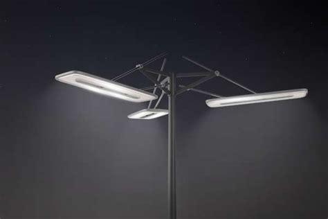 led concept lighting low profile lposts led l