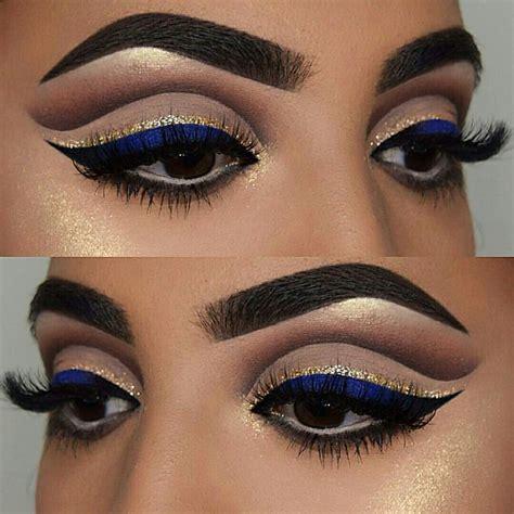 pinterest atiiiannaiii blue makeup blue eye makeup blue makeup