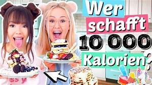 Kalorien Berechnen Essen : wer kann mehr kalorien essen viktoriasarina youtube ~ Themetempest.com Abrechnung