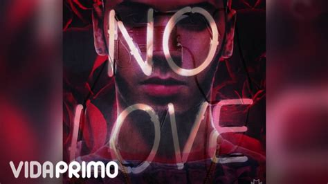 No Love [official Audio]