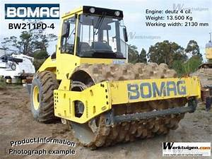 Bomag Bw211pd-4 - Bomag