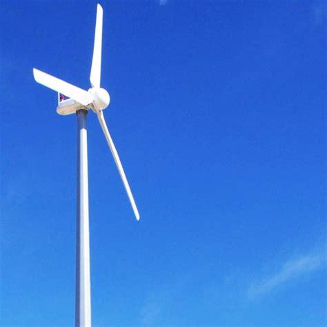Горизонтальные ветрогенераторы крыльчатые