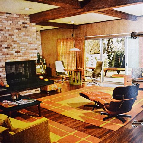 house to home interiors miss thrifty late 1960 s decor