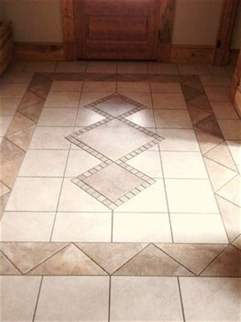 Small Foyer Tile Ideas by 25 Best Ideas About Tile Floor Designs On