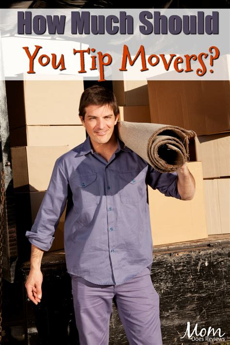 simple guide  tipping movers