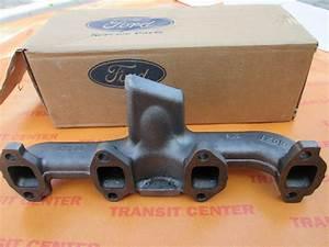 Collecteur D U0026 39 Echappement 2 5 Td Ford Transit