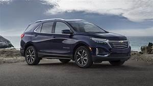 2021 Chevrolet Equinox Shows Off Acura