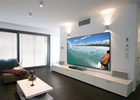 The big picture: Projection screen basics in 2020 Living