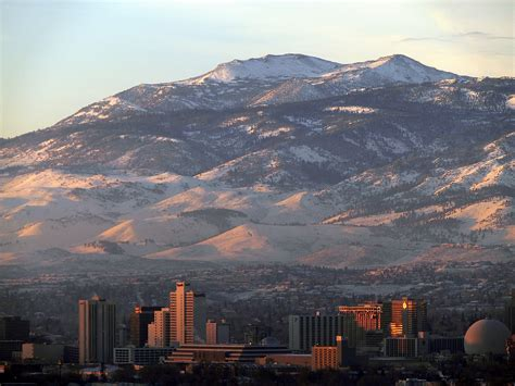 Reno  Real Estate And Market Trends