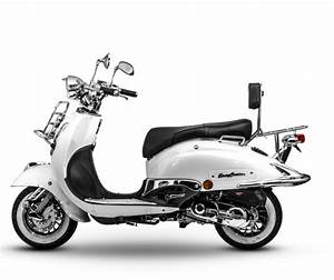 Motorroller Vespa 50ccm : burnout trade motorroller retro roller online kaufen ~ Jslefanu.com Haus und Dekorationen