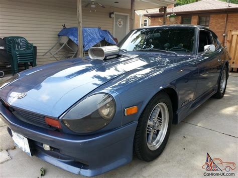 76 Datsun 280z For Sale by 76 280z Chevy V 8 Wth Blower And 5 Speed