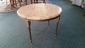 Table Basse Ronde Marbre : table basse ronde marbre clasf ~ Teatrodelosmanantiales.com Idées de Décoration