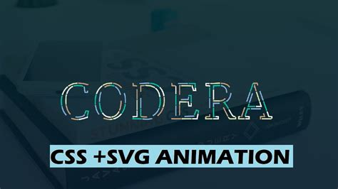 An animation lets an element gradually change from one style to another. SVG Tutorial Animation text using HTML5 & CSS3 |Text ...